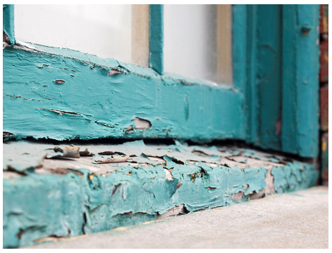 Asbestos And Lead Paint Health Risks For Home Buyers