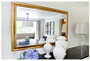 How To Use Mirrors To Make Limited Space Look Larger